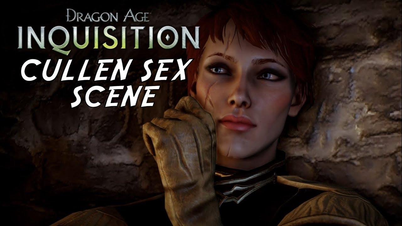 Dragon Age Inquisition - Cullen Sex Scene - Youtube-5052