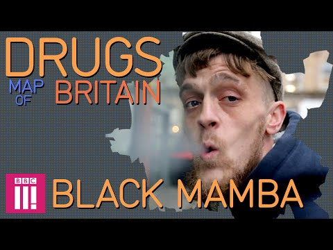 Download Youtube: Black Mamba in Wolverhampton | Drugs Map of Britain