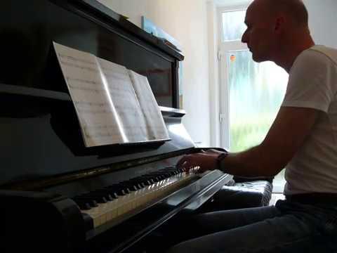 El Shaddai, Piano solo