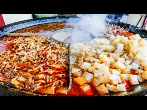 Chinese Street Food Tour in Wuhan, China | Street Food in Ch
