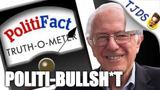 Politifact Completely Distorts Bernie Sanders Tuition Program