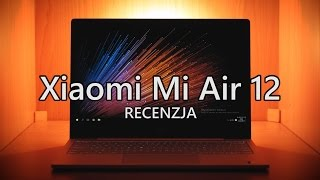 Xiaomi Mi Air 12 - test, recenzja #80 [PL]