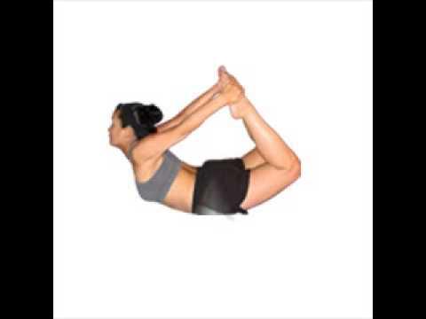 bikram yoga poses  1 minute each  youtube