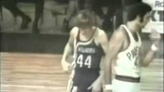 PETE MARAVICH 1970 Atlanta Hawks vs. Phoenix Suns FULL GAME Part 1