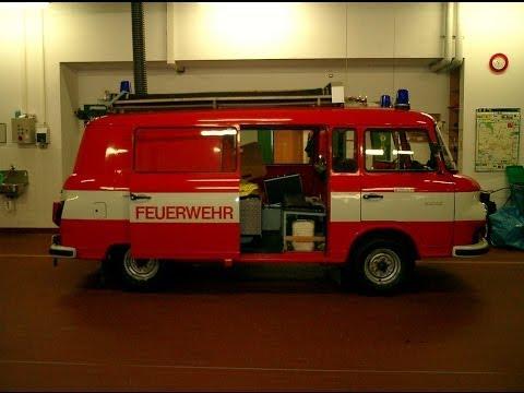 Stützpunktfeuerwehr Wilhelmshaven - Brand an Bord
