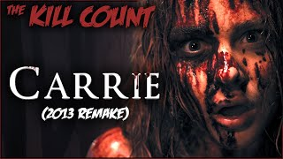 Carrie (2013) KILL COUNT