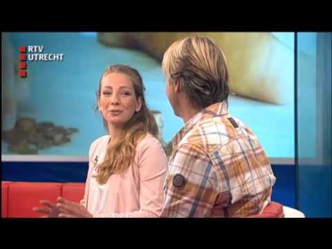 Valeria bij U Vandaag RTV Utrecht 15 oktober 2015