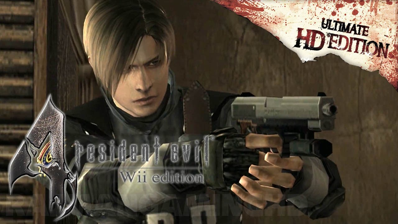 Resident Evil 4 Ultimate Hd Edition Pc Gameplay 1080p True Hd