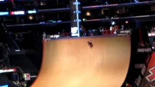 Jake Brown Crash -- Big Air, X Games 13
