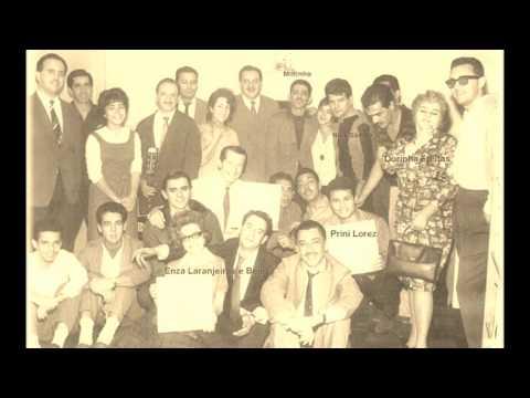 Miltinho - LEMBRANÇAS - samba-canção de Raul Sampaio e Benil Santos - gravação de 1961
