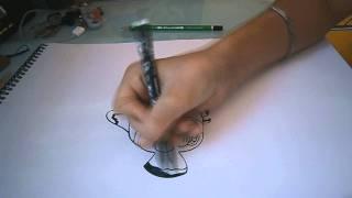 comment dessiner nemo