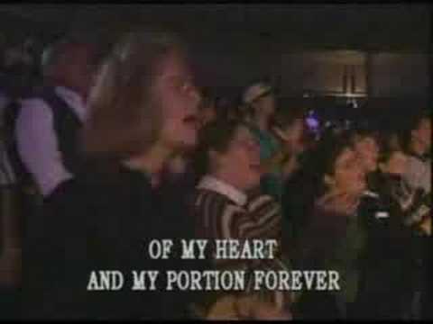 God is the strength of my heart lyrics