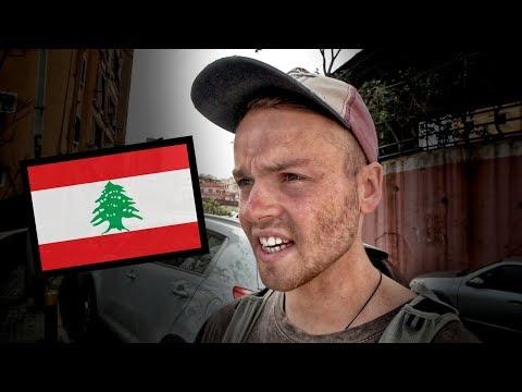 LOST IN LEBANON. 🇱🇧