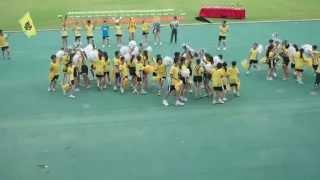 2015-2016 保良局甲子何玉清中學 陸運會啦啦隊 ye