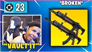 UNKNOWN Shows A New *OVERPOWERED* HEAVY ASSAULT RIFLE & Legendary Pump Shotgun Meta!