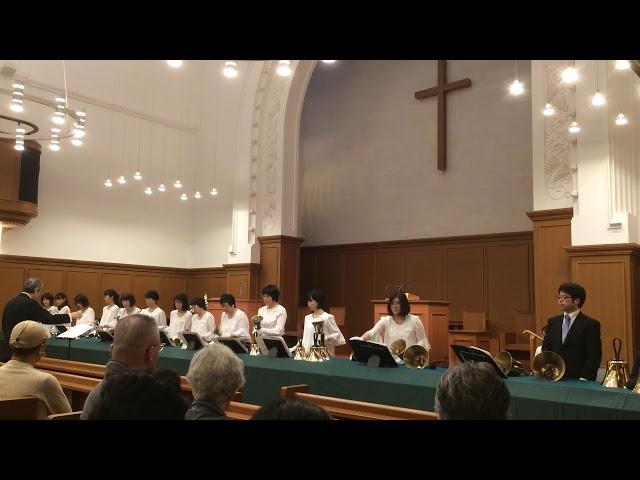 Brahms Melody, Ding Dong Ringers,  ハンドベル (Dir. Nozomu Abe) 2017 Nov