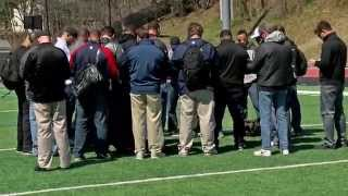 Towson Football: Inside Pro Day 2015