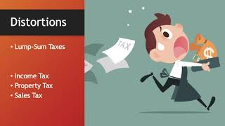 Taxation and Economic Efficiency MPA585