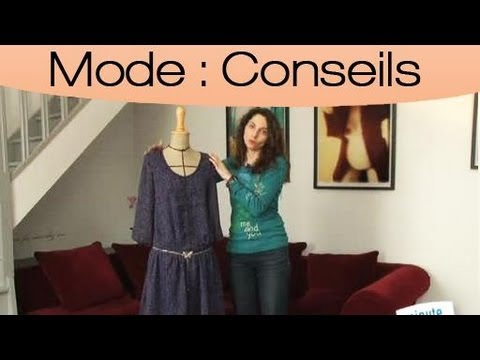 Mode quelle robe porter quand on a des paules larges youtube - Quelle robe porter quand on a des hanches ...