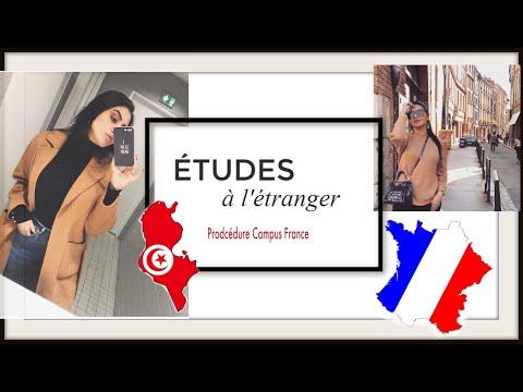 ÉTUDIER À L'ÉTRANGER ? LA PROCÉDURE CAMPUS FRANCE, LE VISA, VOTRE LOGEMENT... JE VOUS DIS TOUT !!!!!