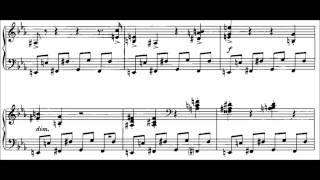 Sergei Prokofiev - Etude Op. 2 No. 4 (audio + sheet music)