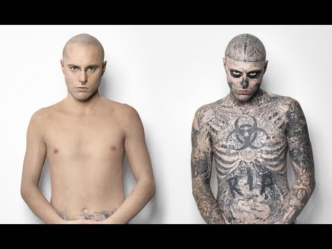 91+ Zombie Boy Tattoo Cover Up Dermablend Professional Makeup ...