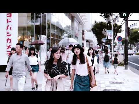 Cinematic Video Clips @ Sony a6500 video clips Nagoya Japan