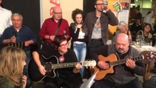 Download VENGO ANCH'IO? NO, TU NO- MusicaNostra & Friends- live il 28/03/2015 all'Espace Populaire di Aosta MP3 song and Music Video