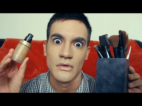 How I Did My Makeup in High School (ASMR)
