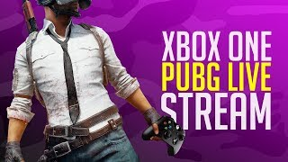PUBG Xbox One X Squads Live (Playerunknown's Battlegrounds)