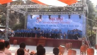 Bài ca Đại học Kinh Tế Quốc Dân - Kỷ niệm 55 ngày thành lập trường
