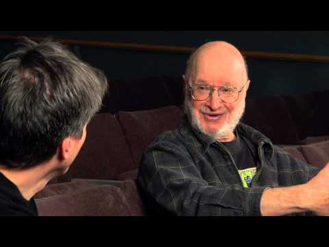 Jules Feiffer with Paul Rudnick