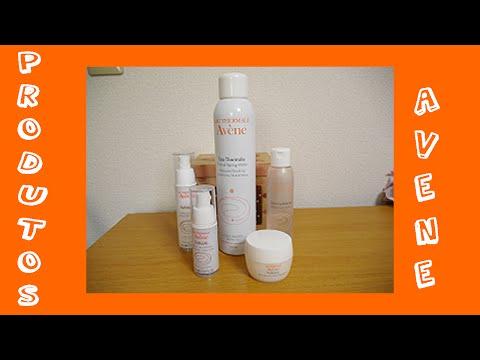 Cuidados com a pele: Produtos da Avène