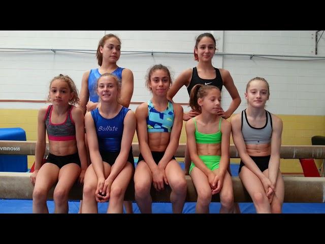 15 luglio insieme!!!! Crescita Codivisione Apprendimento ginnastica artistica