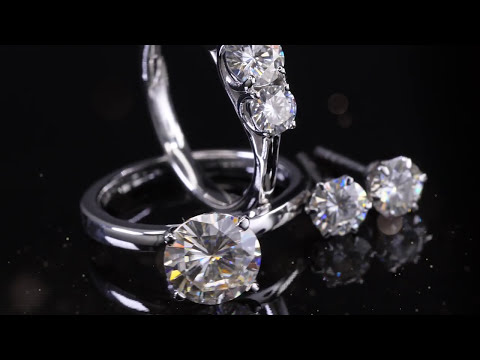 Introducing Moissanite Jewelry at Stauer