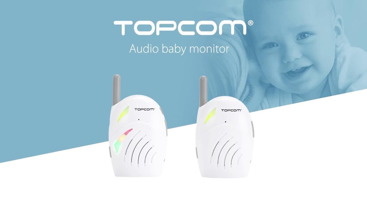Topcom KS 4216 Audio baby monitor