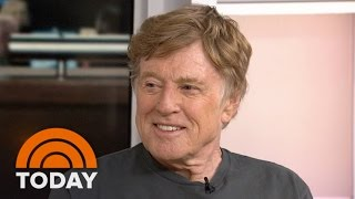 Robert Redford: Playing Dan Rather In 'Truth' Was 'Tricky' | TODAY