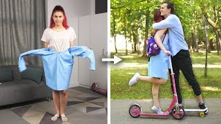 13 Cool DIY School Clothes and Fashion Hack Ideas
