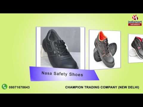 Industrial Safety Products by Champion Trading Company, New Delhi