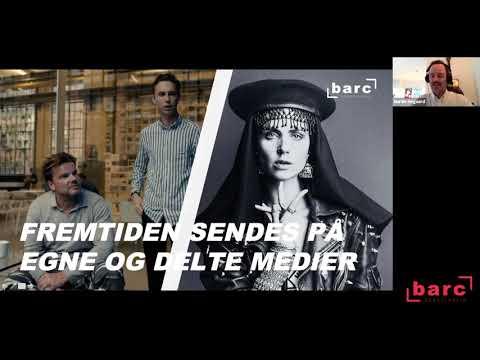 BARC [hacks] - Martin Buck Hegaard: Fremtiden sendes på egne og delte medier