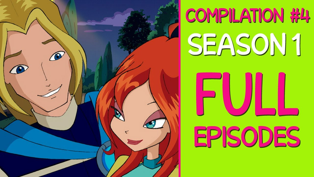 Download Winx Club - Season 1 Full Episodes [10-11-12] REMASTERED - Best Quality!