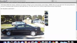 Craigslist Rockford Illinois Used Cars - For Sale by Owner Options as Low as $900