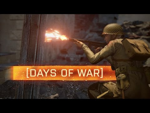 ► FIRST LOOK! - Days of War (New WW2 FPS)