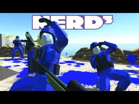 Nerd³ Fights The Reds - Ravenfield - 19 Apr 2018