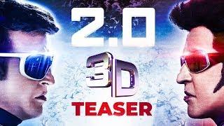 BIG BREAKING: 2.0 3D Teaser in all the Theatres   Rajinikanth   Shankar   A.R. Rahman   TT 105