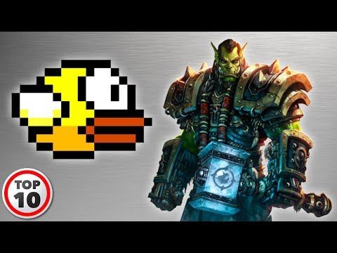Top 10 Most Addicting Video Games