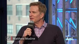 matthew modine on getting his role in proof