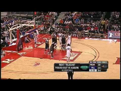 2012 IHSA Boys Class 3A Semifinal - Hillcrest (Country Club Hills) vs Peoria