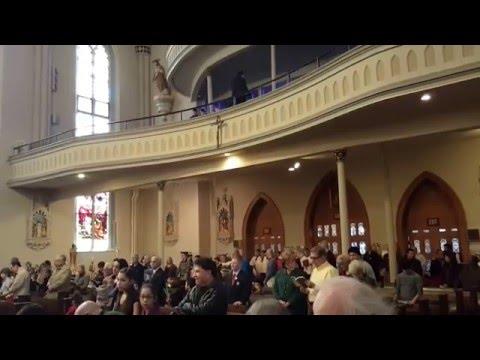 Emmanuel Catholic Church Palm Sunday 2016 (All Glory, Laud, and Honor)