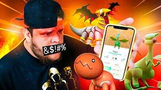 Pokemon GO: ME DEI MAL NO EVENTO ‹ EduKof Games ›